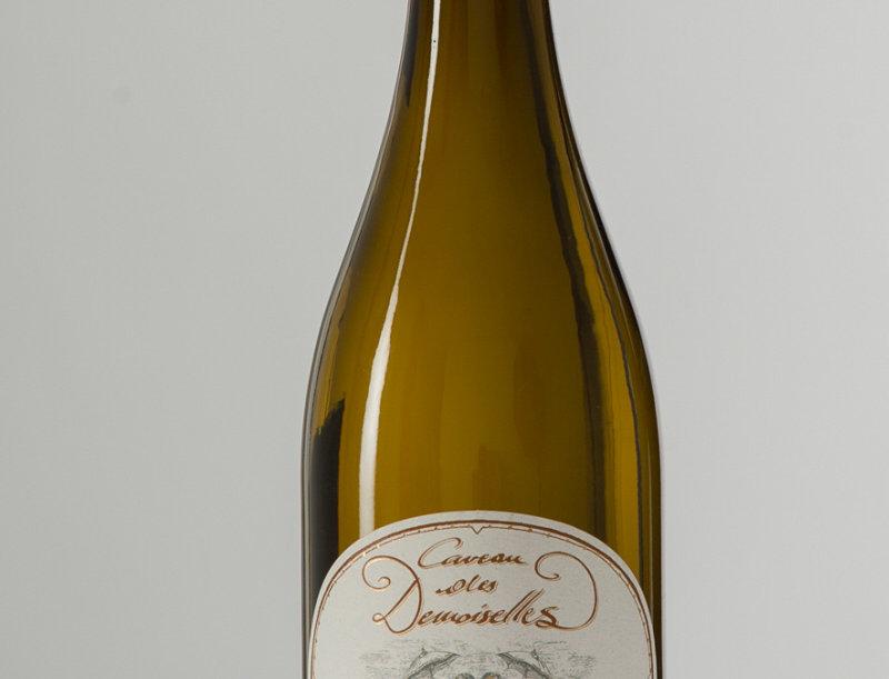 "Bugey Chardonnay ""Agathe"" Blanc 75 cl Caveau desDemoiselles*"