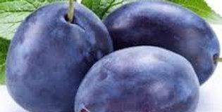 Prunes allongées