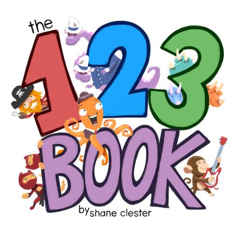 123 children's book