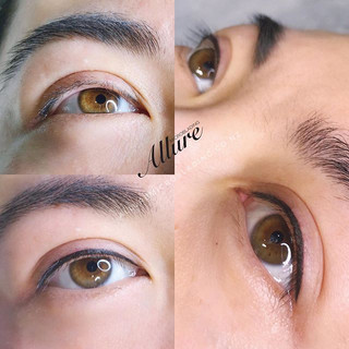 Eyeliner tattoo 👁👁._With our technique