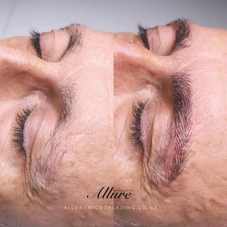 Microblading brow for men.😎_Our service