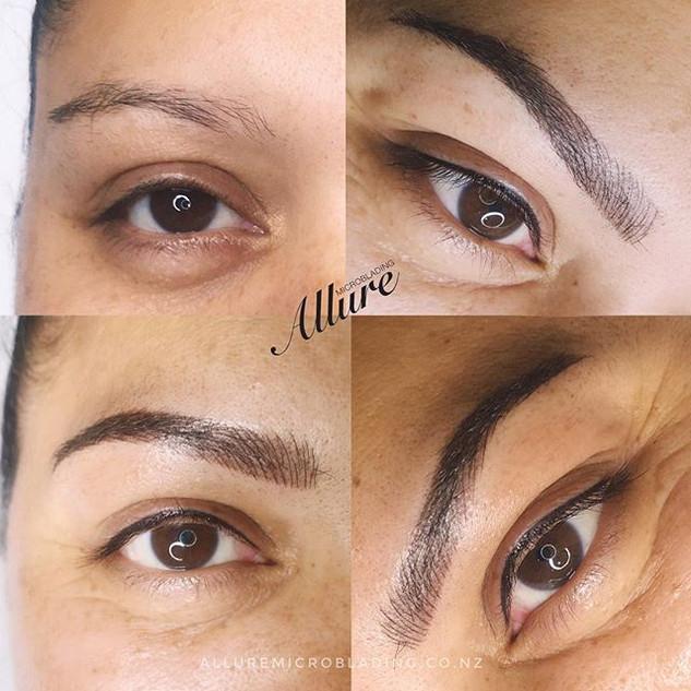 Eyelash enhancement. Nano liner tattoo ?
