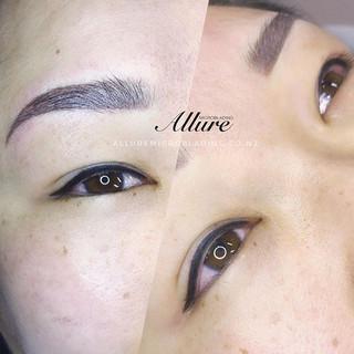 winged eyeliner tattoo🔥🔥👁👁_._._📩 al
