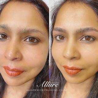 Microblading brows