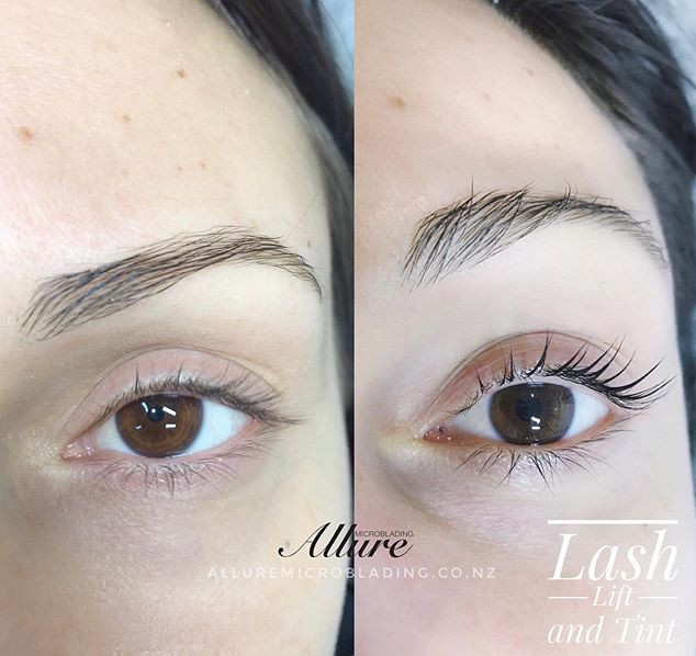 Lash lift and tint 👁👁_._._✅ Online Boo