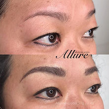 feature brows, microblading