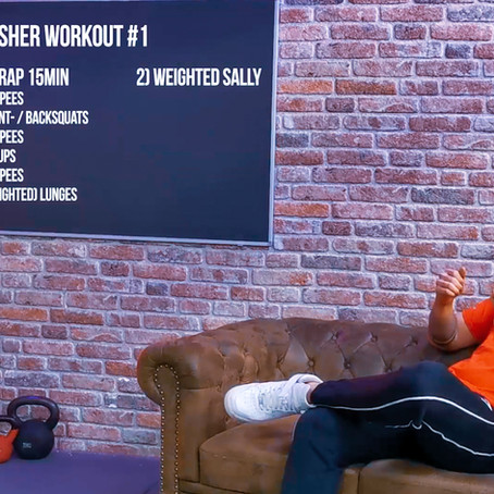 Online Punisher Workout #1