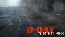 D-Day in 14 Stories
