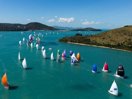 Another successful year for both Airlie Beach Race Week & Hamilton Island Race Week