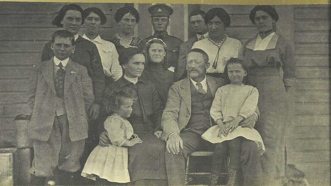 A.E. Cox Family