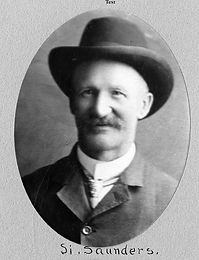 THE LIFE AND TIMES OF ROCKY MOUNTAIN ECHO FOUNDER ELIAS T.  SAUNDERS