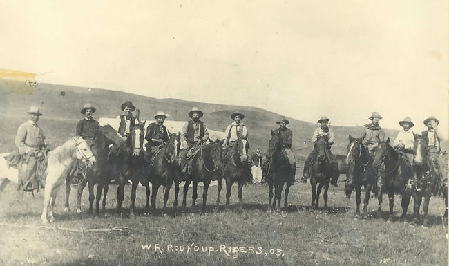 Waldron Ranch Round-Up Riders