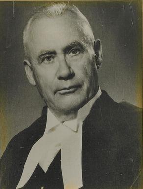 His Worship Wilson Alexander McLeod