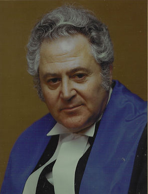 The Honourable Lawrence Benjamin Levine