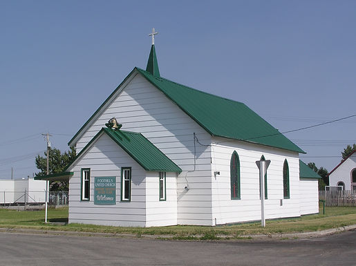 FOOTHILLS UNITED CHURCH IN COWLEY
