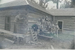 Restoration of the Warlord Ranch House