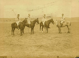 North Fork Polo Team