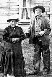 "ISABELLA BROWN and JOHN GEORGE ""KOOTENAI"" BROWN"