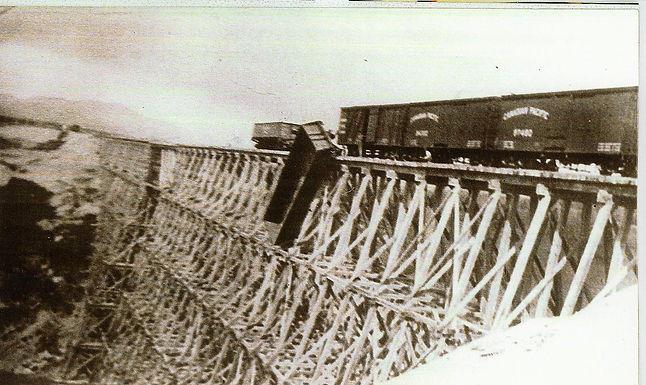 RAILWAY TRESTLES A CHALLENGE!