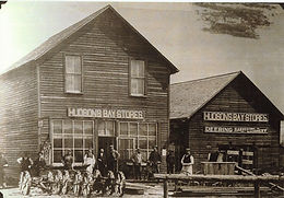 A HISTORY OF THE HUDSON'S BAY COMPANY IN PINCHER CREEK