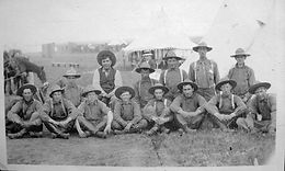 RECRUITS FOR SOUTH AFRICAN WAR
