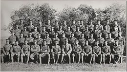 """13th CANADIAN MOUNTED RIFLES, """"A"""" SQUADRON"""