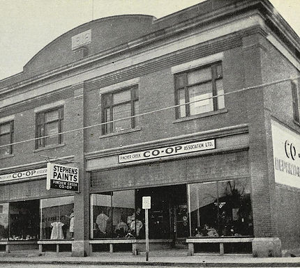 A HISTORY OF THE FRASER-MCROBERTS DEPARTMENT STORE, Part 1