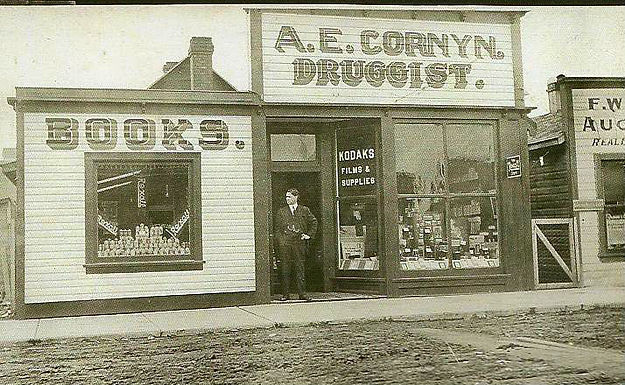 A.E. Cornyn Drug Store