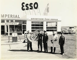 Mountview Esso