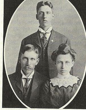 Frank, Roy & Mary McLaughlin