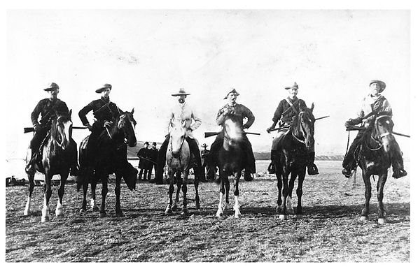 Rocky Mountain Rangers in Medicine Hat