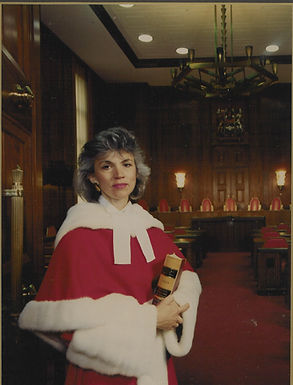 The Honourable BEVERLY McLACHLIN
