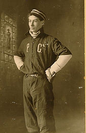 P.C. Baseball Player