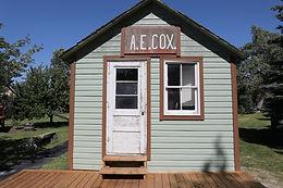 DOMINION LAND AGENCY, A.E. COX LAND OFFICE