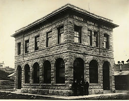 MORE THAN A CENTURY OF SERVICE: THE FRONTIER HERITAGE OF THE UNION AND ROYAL BANK