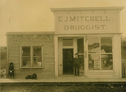 A PIONEER DRUGSTORE: E. J. MITCHELL AND THREE GENERATIONS OF THE CORNYN FAMILY