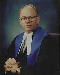 The Honourable Jerry Neil Lagrandeur