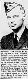 F/L DAVID L. BAIN