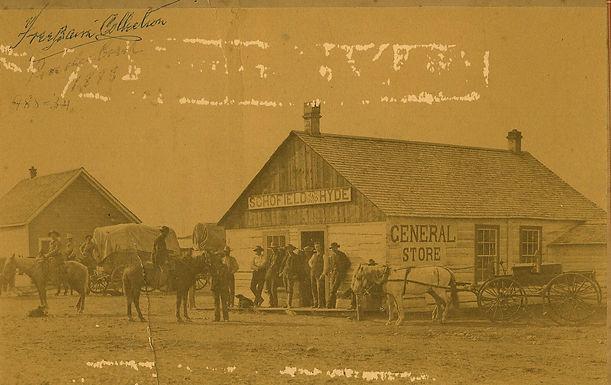 SCHOFELD & HYDE GENERAL STORE