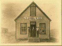 T. LEBEL & Co. STORE, BROCKET