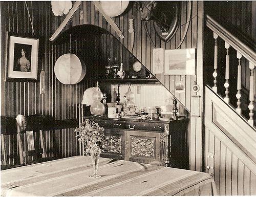 F.W. Godsal Home, Parlour