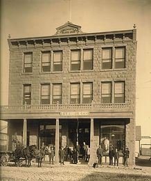 CHRONICLES FROM THE ERA OF FRONTIER COMMERCE: T. LEBEL AND COMPANY – PINCHER CREEK'S INDEPENDENT DEPARTMENT STORE