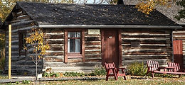THE WARD CABIN: A TYPICAL PRAIRIE CANADIAN LOG DWELLING