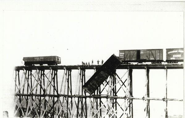 ADVENTURES IN THE CONSTRUCTION OF THE KOOTENAY & ALBERTA RAILWAY