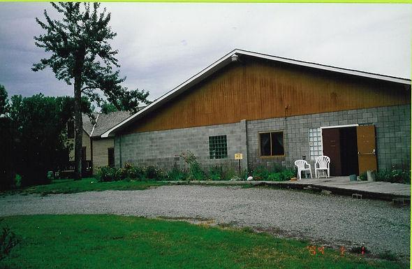 Original Museum Exhibit Building & Office