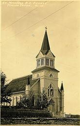 ST MICHAEL'S CATHOLIC CHURCE