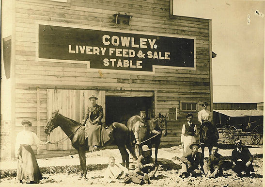 Cowley Livery Stable