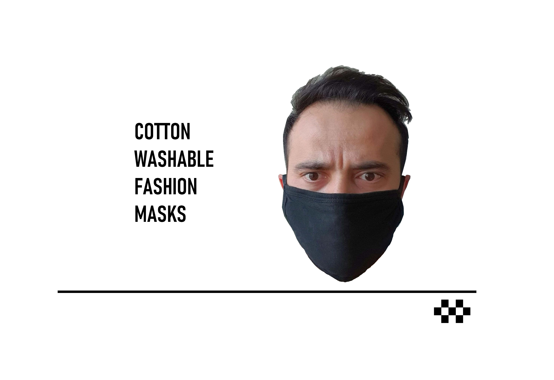 100% Cotton masks from Turkey