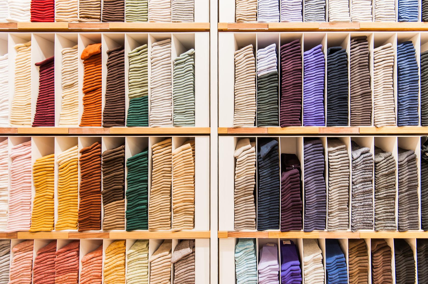 Huge selection of socks qualities