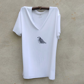 Fluida MC Pássaro - branco